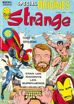Strange Special Origines 166
