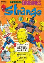 Strange Special Origines 187