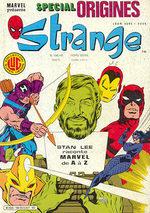 Strange Special Origines 196