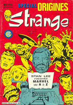 Strange Special Origines 199