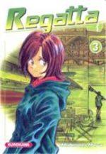 Regatta 3 Manga