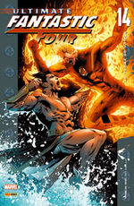 Ultimate Fantastic Four 14