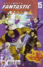 Ultimate Fantastic Four 15
