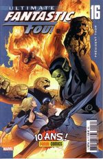Ultimate Fantastic Four 16