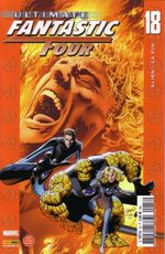 Ultimate Fantastic Four 18