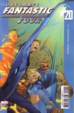 Ultimate Fantastic Four 20
