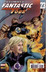 Ultimate Fantastic Four 23