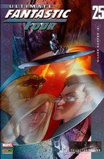 Ultimate Fantastic Four 25