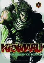 Kiômaru 3 Manga