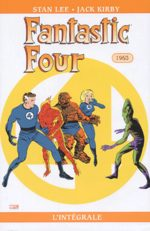 Fantastic Four # 1963