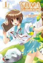 Yuma à la Conquête du Monde 1 Manga