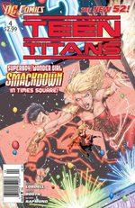 Teen Titans # 4