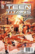 Teen Titans # 5