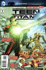 Teen Titans # 7