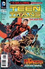 Teen Titans # 8