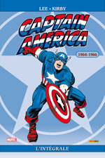 Captain America 1964