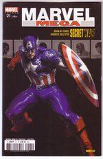 Marvel Mega # 21