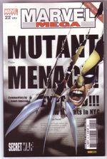Marvel Mega # 22