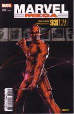 Marvel Mega # 25