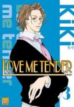 Love me Tender 3 Manga