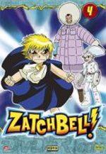 Zatch Bell 4 Série TV animée