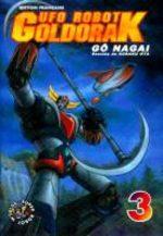 Goldorak (Nagai - Ota) 3 Manga