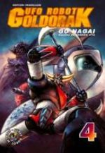 Goldorak (Nagai - Ota) 4 Manga