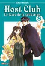 Host Club - Le Lycée de la Séduction 8 Manga