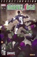 Marvel Saga # 2