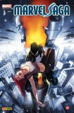 Marvel Saga # 5
