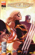 Marvel Icons # 21