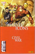 Marvel Icons # 27