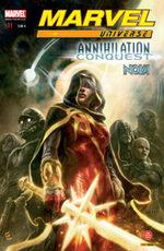 Marvel Universe 11 Comics