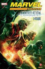 Marvel Universe 12 Comics