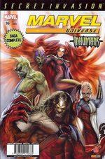 Marvel Universe 16 Comics