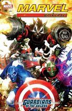 Marvel Universe 19 Comics