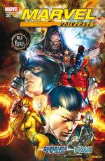 Marvel Universe 20 Comics