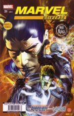 Marvel Universe 21 Comics