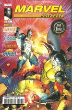 Marvel Universe 23 Comics