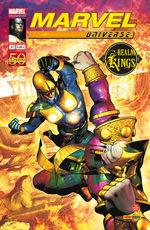 Marvel Universe 27 Comics