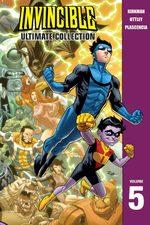 Invincible 5 Comics