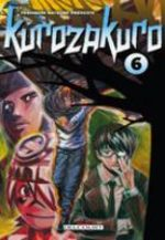 Kurozakuro 6 Manga
