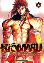 Kiômaru T.4 Manga