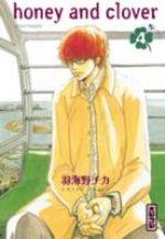 Honey & Clover 4 Manga