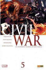 Civil War 5 Comics