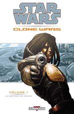 Star Wars - Clone Wars # 1