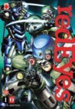 Red Eyes 10 Manga