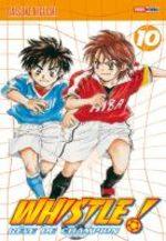 Whistle ! 10 Manga