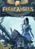 couverture, jaquette Freak Angels 5