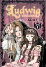 couverture, jaquette Ludwig Révolution 1